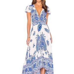 Spell Hotel Paradiso Dress XS